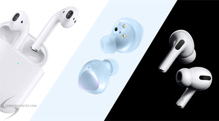 airpods buds